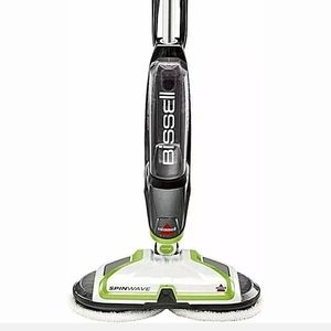 New!! Bissell spinwave floor cleaner